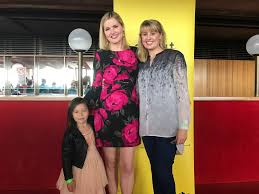 all about women meeting geena davis jacqueline harvey children need to see themselves on screen and so that s why it s really important we have as many girls as boys in shows and that they are doing all sorts