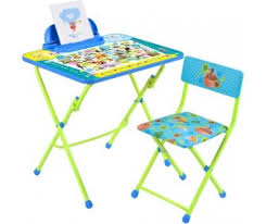 <b>Детские</b> столы и стулья <b>Ника</b>: каталог, цены, продажа с ...