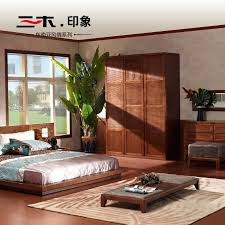 southeast asian style furniture bedroom furniture solid wood furniture betel color upscale three wardrobes asian style furniture