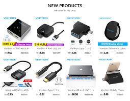 <b>Vention Thunderbolt</b> to HDMI Converter <b>Mini Displayport</b> to HDMI ...