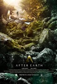 Póster After Earth (Después De La Tierra) (2013)