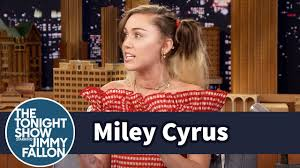 Miley Cyrus Describes Her Memorable First Time in the Subway ...