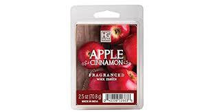Hosley's Apple Cinnamon Scented Wax Cubes / Melts - <b>70ml</b> . Hand ...