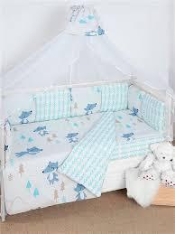 <b>Комплект постельного белья 3</b> предмета <b>AmaroBaby</b> 7126002 в ...