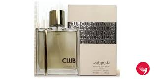 <b>Club Johan B</b> cologne - a fragrance for men