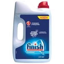 <b>Порошок</b> для посудомоечных машин <b>Finish</b> Classic с эффектом ...