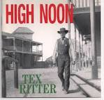 High Noon [1-CD] album by Tex Ritter