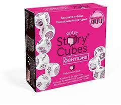 <b>Игра Кубики историй</b>: <b>Фантазия</b>