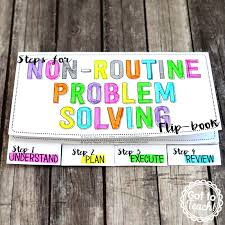 non routine problem solving examples non routine problem solving examples