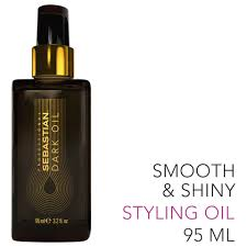 <b>Sebastian Professional Dark Oil</b> Styling Oil (95ml) - LOOKFANTASTIC