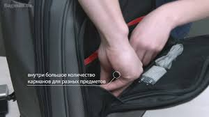 "Обзор <b>рюкзака</b> на колесах Samsonite Pro-DLX 4 17,3"" - YouTube"