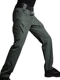 Mens Outdoor Quick-drying <b>IX9</b> Tactical <b>Cargo Pants</b> Military ...