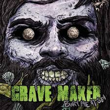 <b>Grave Maker</b> - <b>Bury</b> Me At Sea (2010, Gold Transparent, Vinyl ...