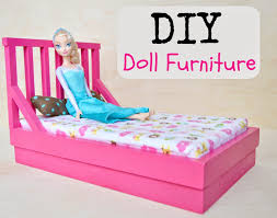 diy doll furniture kruses workshop via remodelaholic barbie doll furniture diy