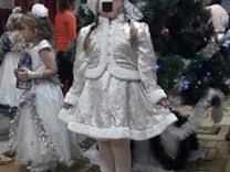 "<b>Карнавальный костюм</b> ""<b>Снегурочка</b>"" фирма <b>Батик</b> купить в ..."