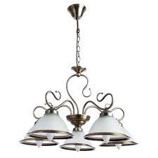 Подвесная <b>люстра Arte Lamp</b> Costanza <b>A6276LM</b>-<b>5AB</b>