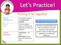 understanding writing prompts
