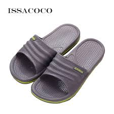 <b>ISSACOCO 2018</b> Slippers <b>Shoes</b> Sandal Men Summer <b>Shoes</b> Flip ...