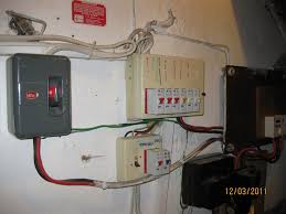 replace old fuse box new electrical job in norbury south photographs
