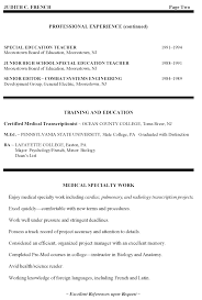 resume examples  high school teacher resume samples  high school        resume examples  high school teacher resume samples with professional experience as special education teacher