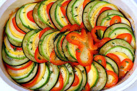 Image of Herb Recipe Ratatouille