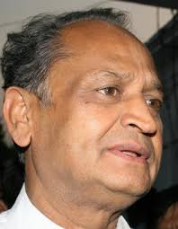 Rajasthan Chief Minister Ashok Gehlot announced the state's support for FDI in retail in a letter to Commerce & Industry Minister Anand Sharma. - Ashok-Gehlot_0