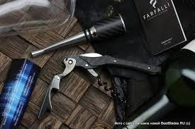 Купить Farfalli FR 550.03 Style 3 - <b>набор нож сомелье</b> + пробка ...