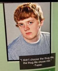 Image - 563247] | High School Senior Yearbook Photos | Know Your Meme via Relatably.com