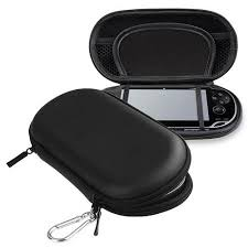 Insten <b>Eva</b> Case For Sony Playstation Vita, <b>Black</b> - Walmart.com