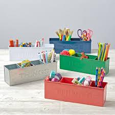 Image result for Kids' Desk Supply Box Craft image
