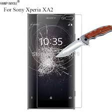 <b>New 9H 2.5D</b> Tempered Glass Screen Protector For Sony Xperia ...