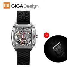 Xiaomi <b>CIGA Design Men</b> Automatic <b>Mechanical</b> Analog Watch ...