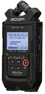 <b>Рекордер Zoom H4n</b> Pro Black черный купить в интернет ...