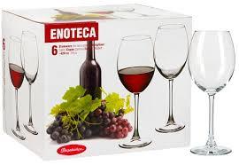 <b>Набор бокалов</b> для вина Enoteca 6 шт. <b>545</b> мл – сайт компании ...