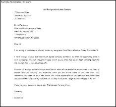 free download job resignation letter word format sample   sample    free download job resignation letter word format sample