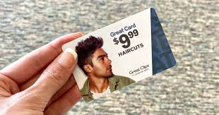 Prepaid Haircut Cards Just $9.99 at Great Clips | Stocking Stuffer ...