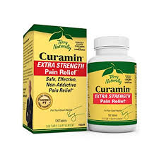 Buy Terry Naturally <b>Curamin Extra Strength</b>, 120 Tablets Online at ...