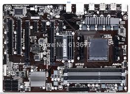 <b>original motherboard Gigabyte</b> GA 970A DS3P Socket AM3/AM3+ ...