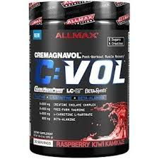 ALLMAX Nutrition, <b>CVOL</b>, <b>Post-Workout Muscle Recovery</b> ...