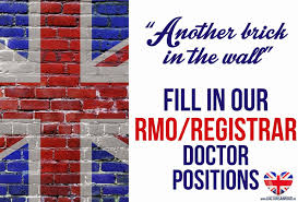 medical and rmo jobs uk non uk doctors relocation from outside eu rmo jobs uk