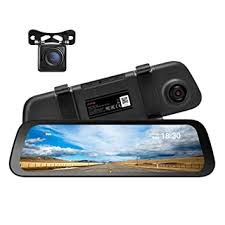 <b>70mai Rearview Dash</b> Cam Wide with Night Vision HD Rear ...