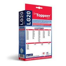 <b>Пылесборники TOPPERR</b> 1409 <b>LG 20</b> - купить <b>пылесборники</b> ...