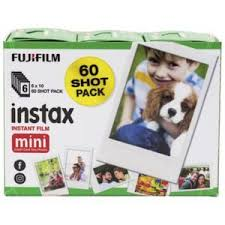 <b>Fujifilm Instax Mini Film</b> 60 Pack | Officeworks