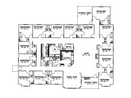 Sweitzer Luxury Country Home Plan D    House Plans and MoreLuxury House Plan First Floor   D    House Plans and More