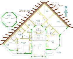 Home plans for a passive solar  earth sheltered home  at Deep    Home plans for a passive solar  earth sheltered home  at Deep Creek Lake  Maryland   Earth Sheltered design