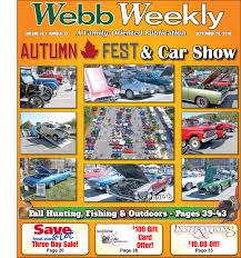 Webb Weekly September 26, 2018 by Webb Weekly - issuu