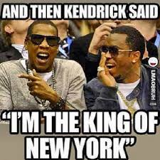 Who's the real King of New York? | BlackAthlete via Relatably.com