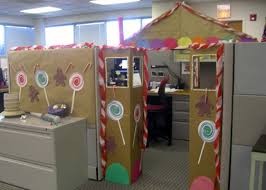 1000 images about office holiday decorating on pinterest origami stars cubicles and christmas trees best office christmas decorations