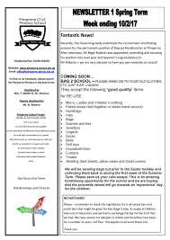 newsletters whole school letters updated newsletter 1 10 2 2017 1 month ago pimperneprimaryschool
