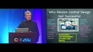 CHI 2012 Invited Lecture: <b>Stuart Card</b> - YouTube